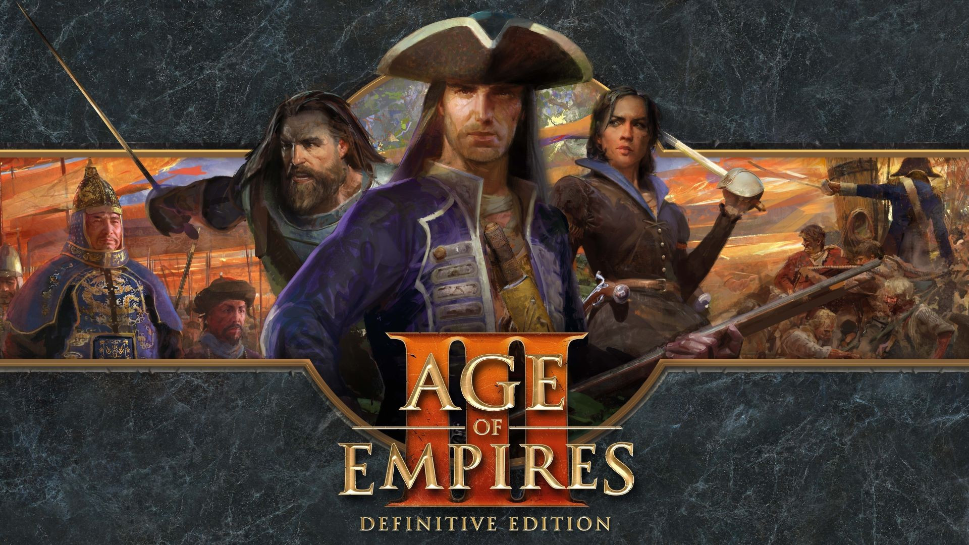 Ages of Empires 3, Definitive Edition