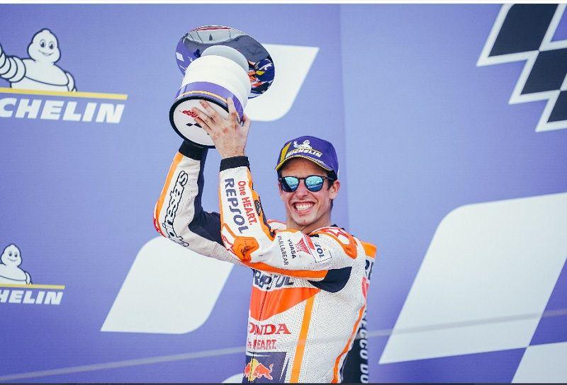 Marquez, pembalap repsol Honda