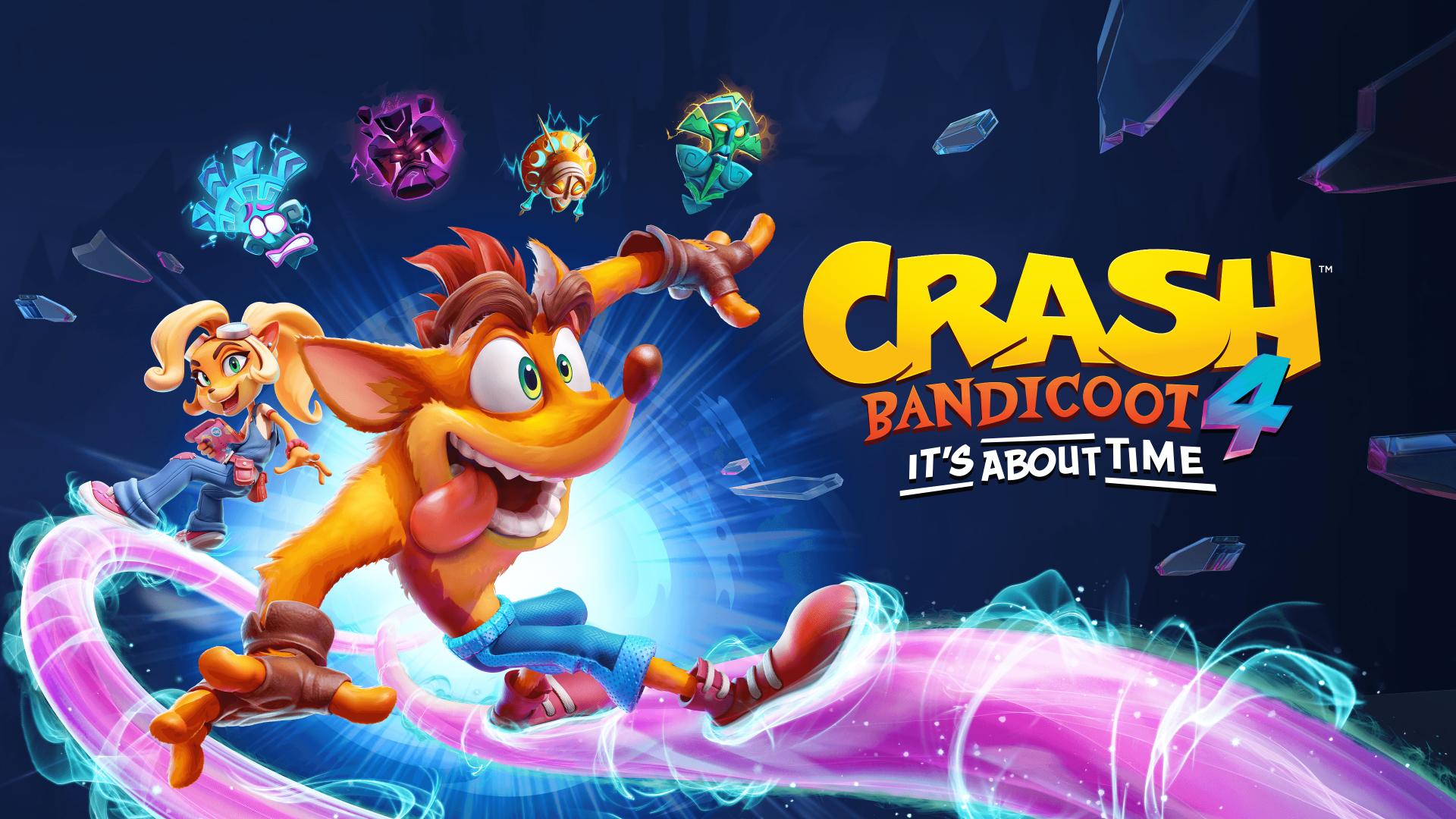 Crash Bandicoot 4, It's About Time