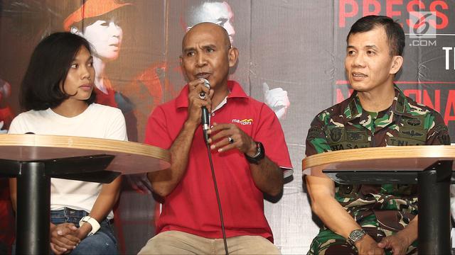 Eduardus Nabunome, legenda atletik Indonesia