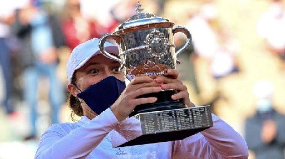 Iga Swiatek jadi Juara French Open Termuda