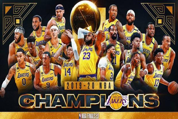 Juara NBA 2020