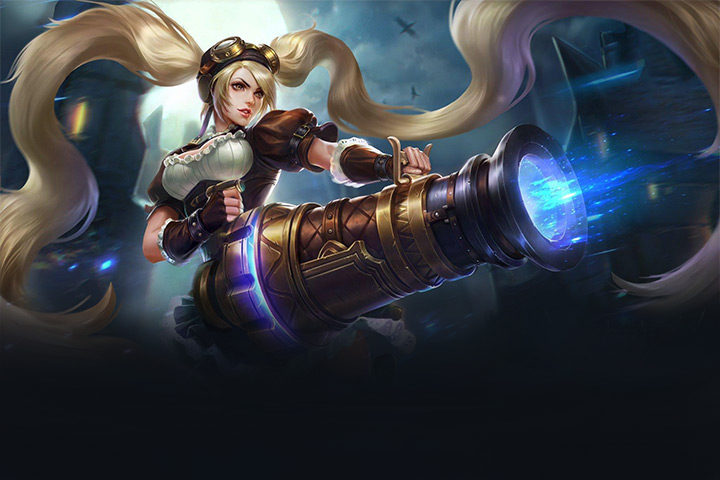 Hero wanita Mobile Legends