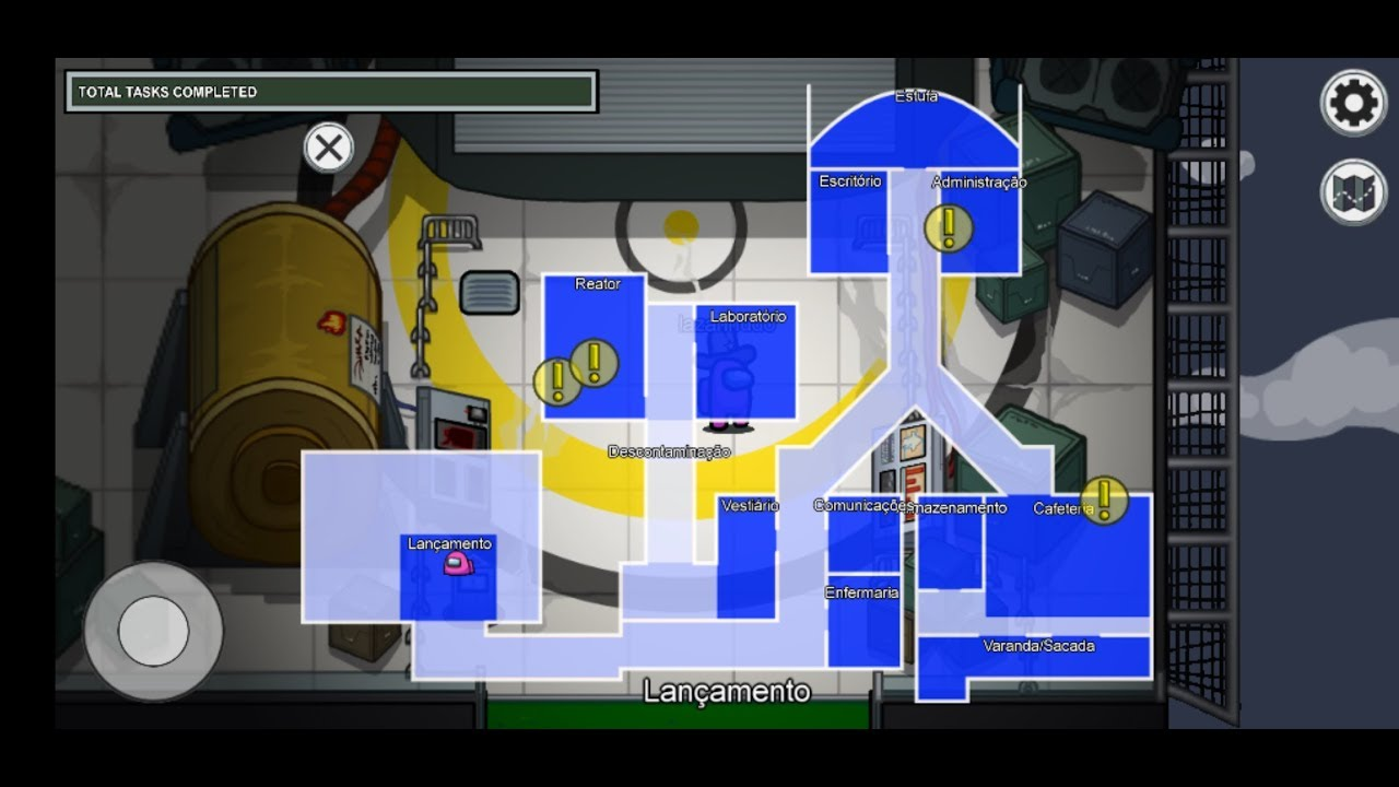 Map Mira HQ