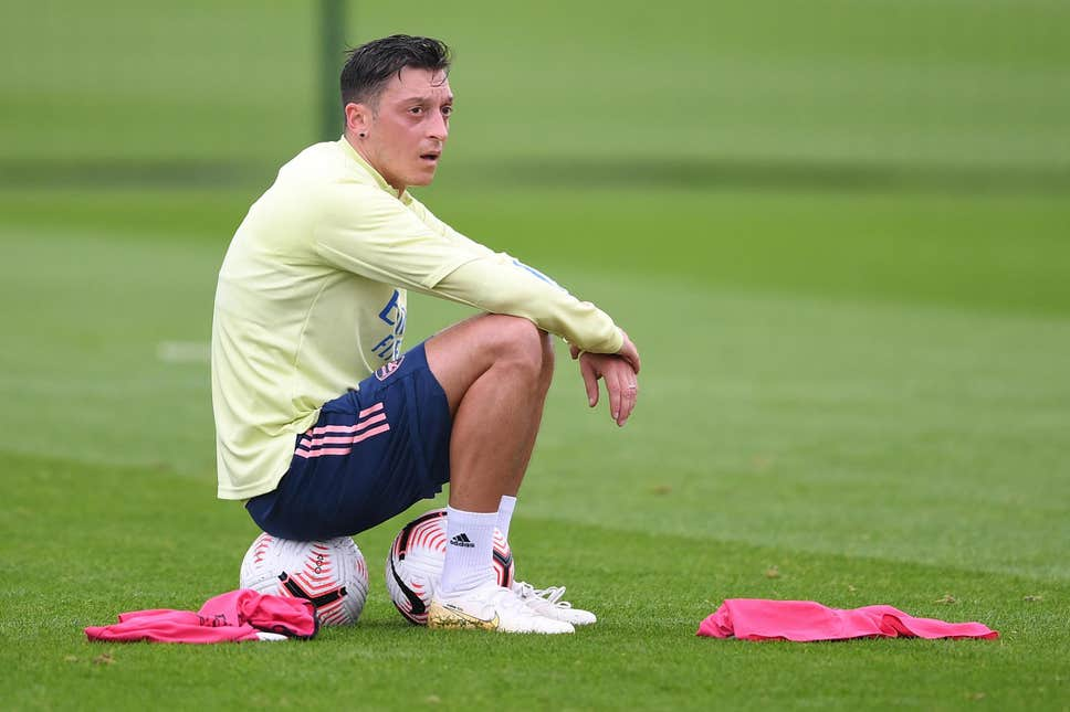 Mesut Ozil di Arsenal