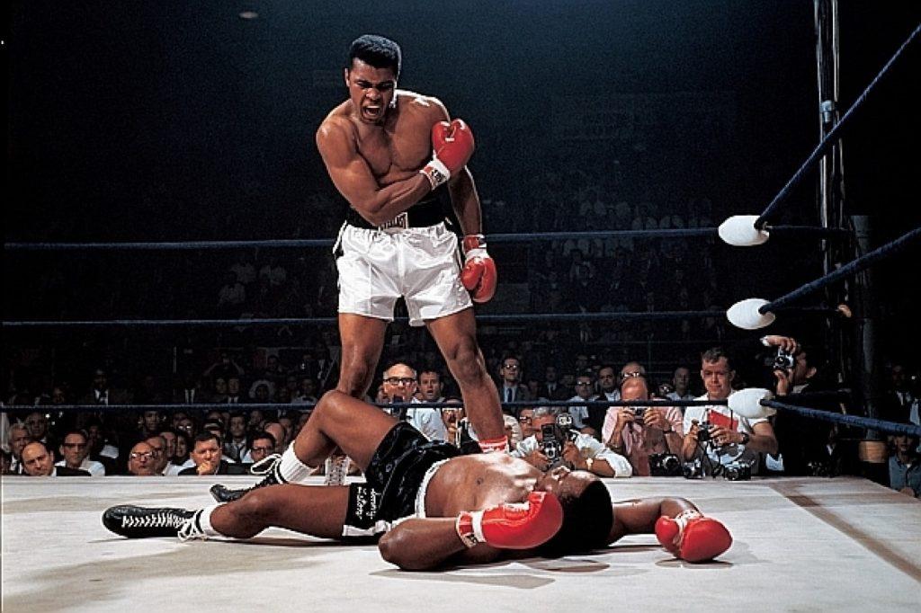 Muhammad Ali jadi atlet terbaik di dunia