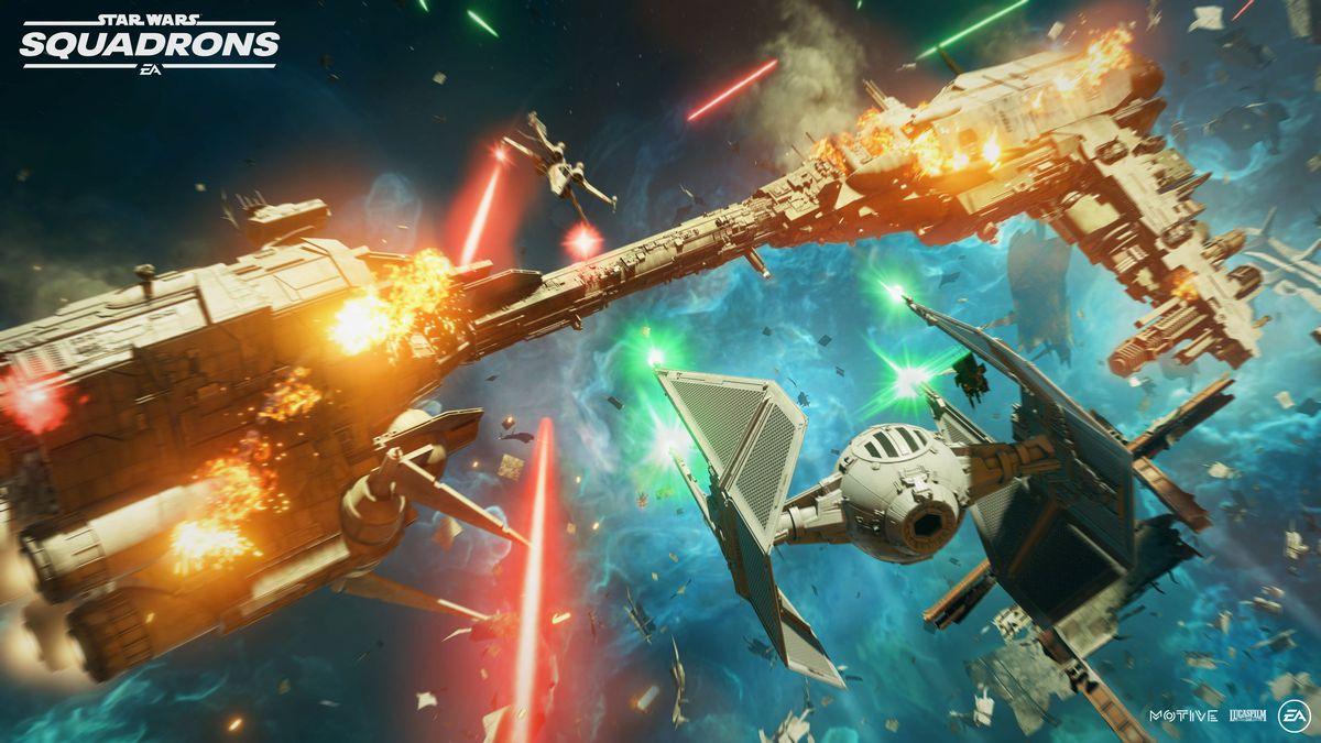 Star Wars, Squadrons