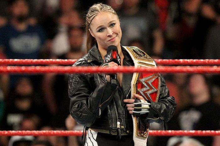 fakta menarik Ronda Rousey