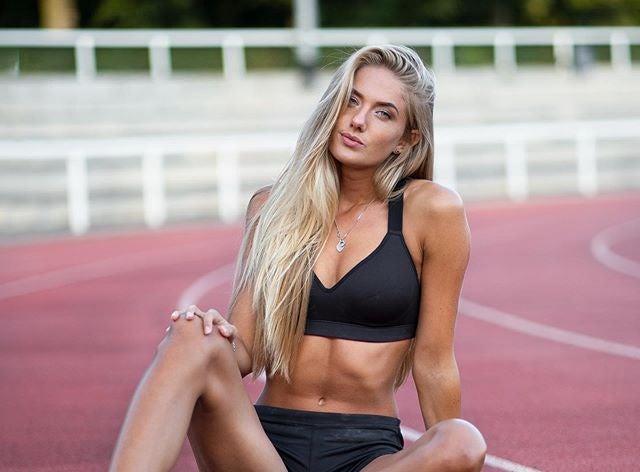 Alica Schmidt, atlet terseksi di dunia
