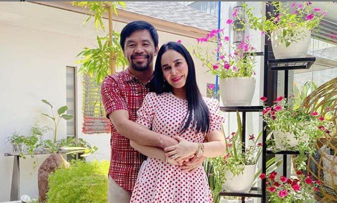 istri Manny Pacquiao
