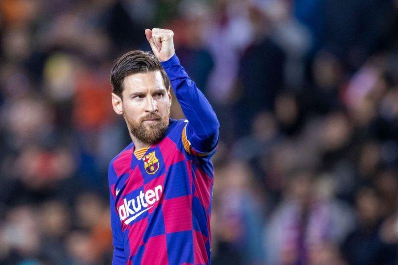 Kontrak Lionel Messi