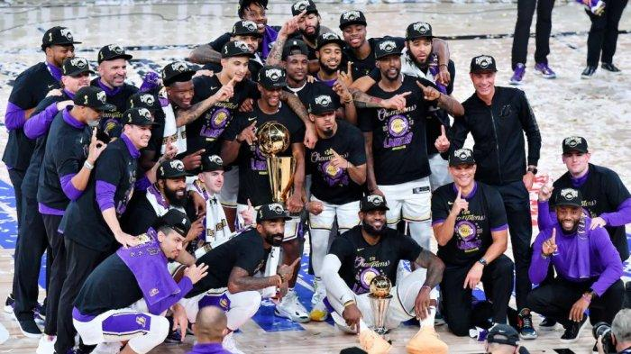 lakers Juara NBA 2020