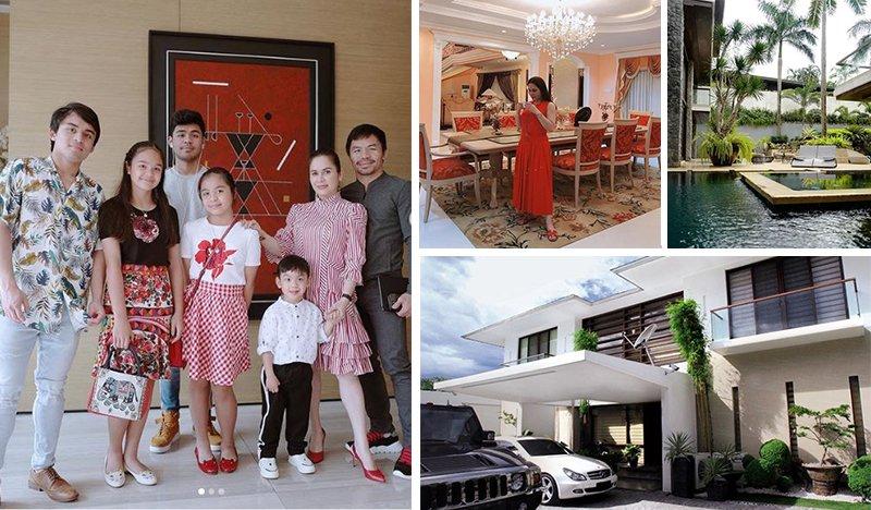 rumah Manny Pacquiao