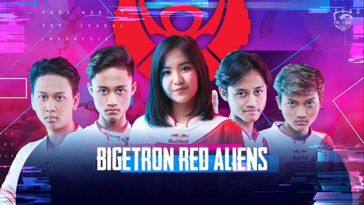 Bigetron Red Aliens