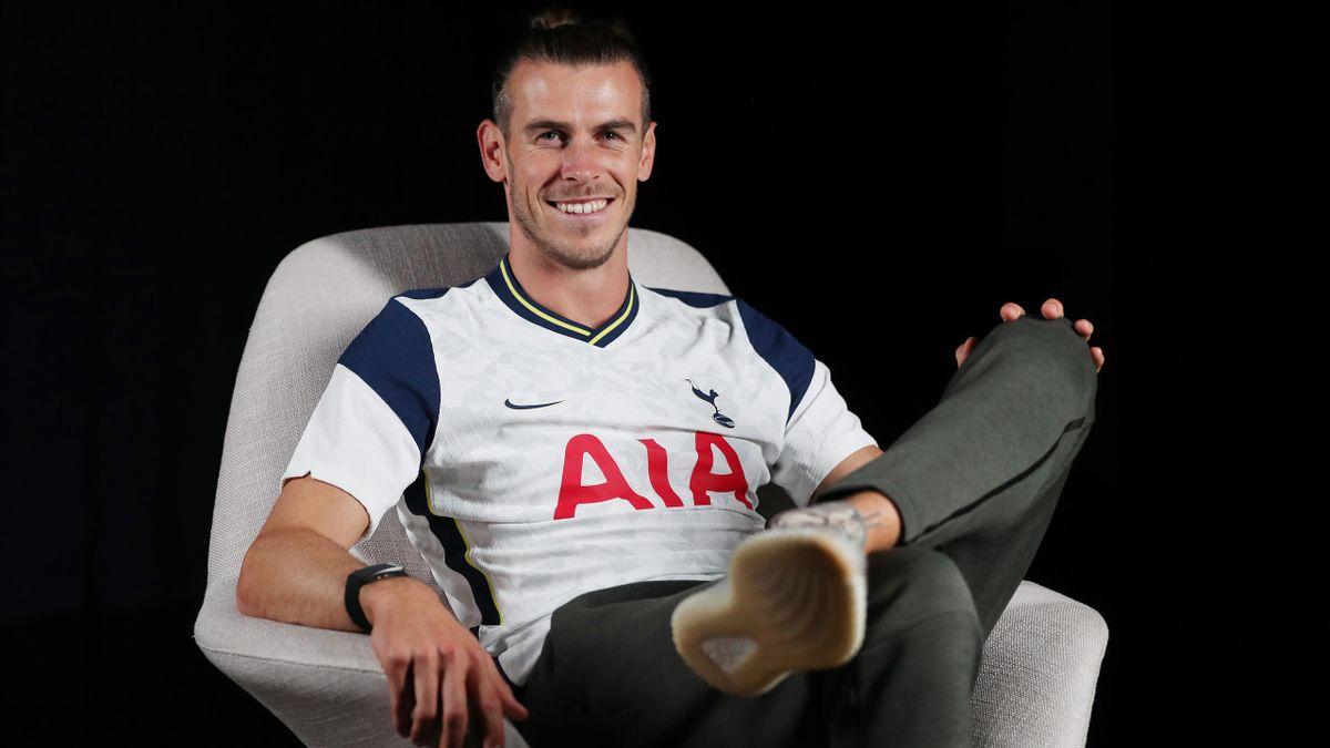 Gareth Bale di tottenham