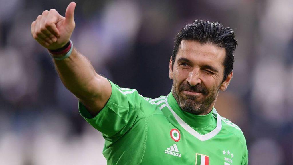 pemain tertua di Juventus