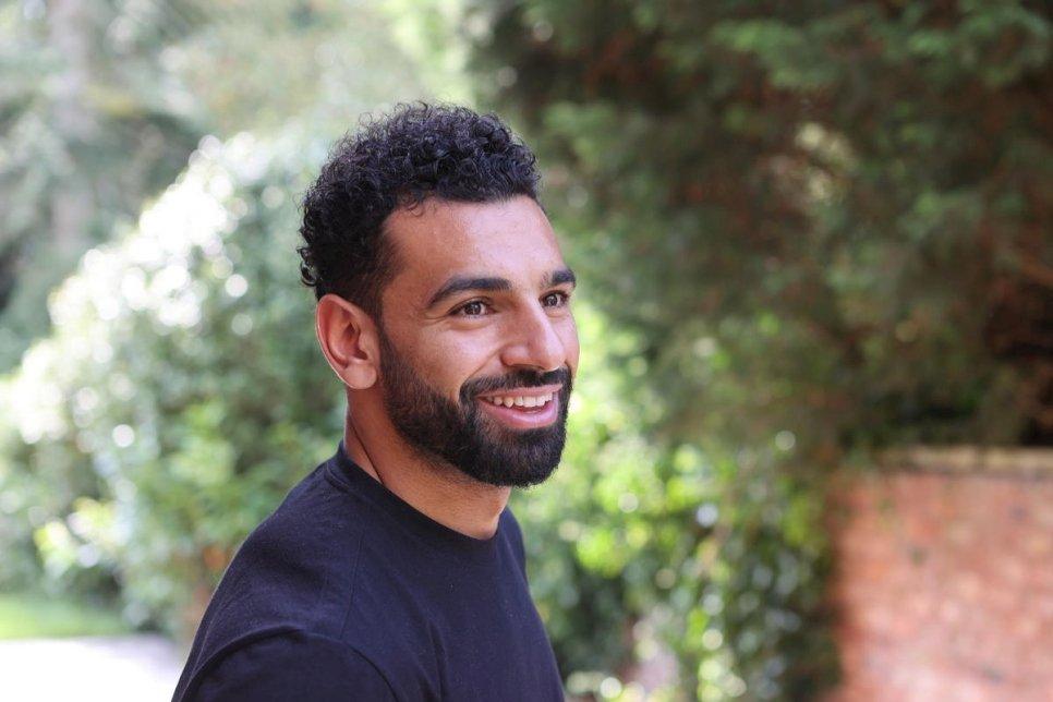Mohamed Salah terinfeksi Covid-19