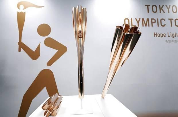 Obor Olimpiade Tokyo 2020