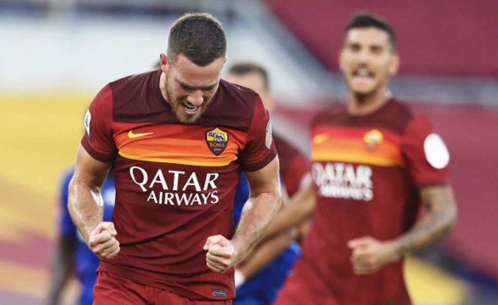 Pemain AS Roma positif Covid-19