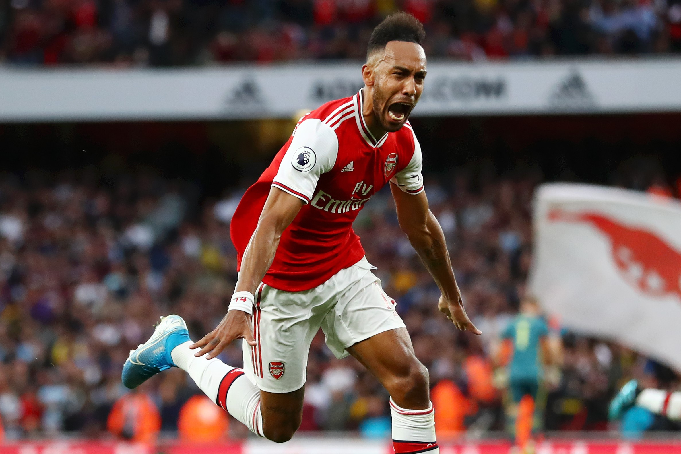 Arsenal FC v Aston Villa – Premier League