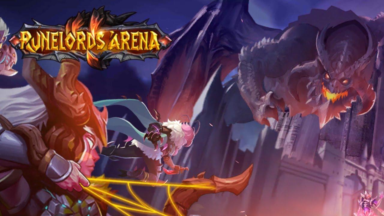Runelords Arena, Turn-based Tactics Idle Hero