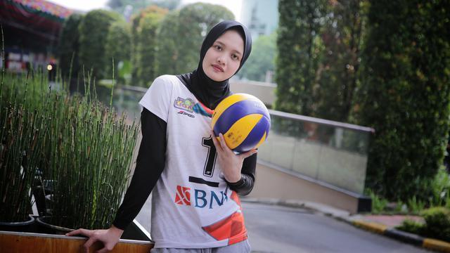 pevoli putri terbaik di Indonesia