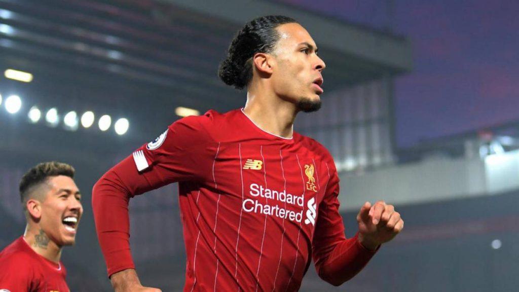 pemain Liverpool