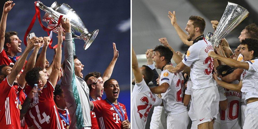 calon Juara Liga Champions 2020-2021
