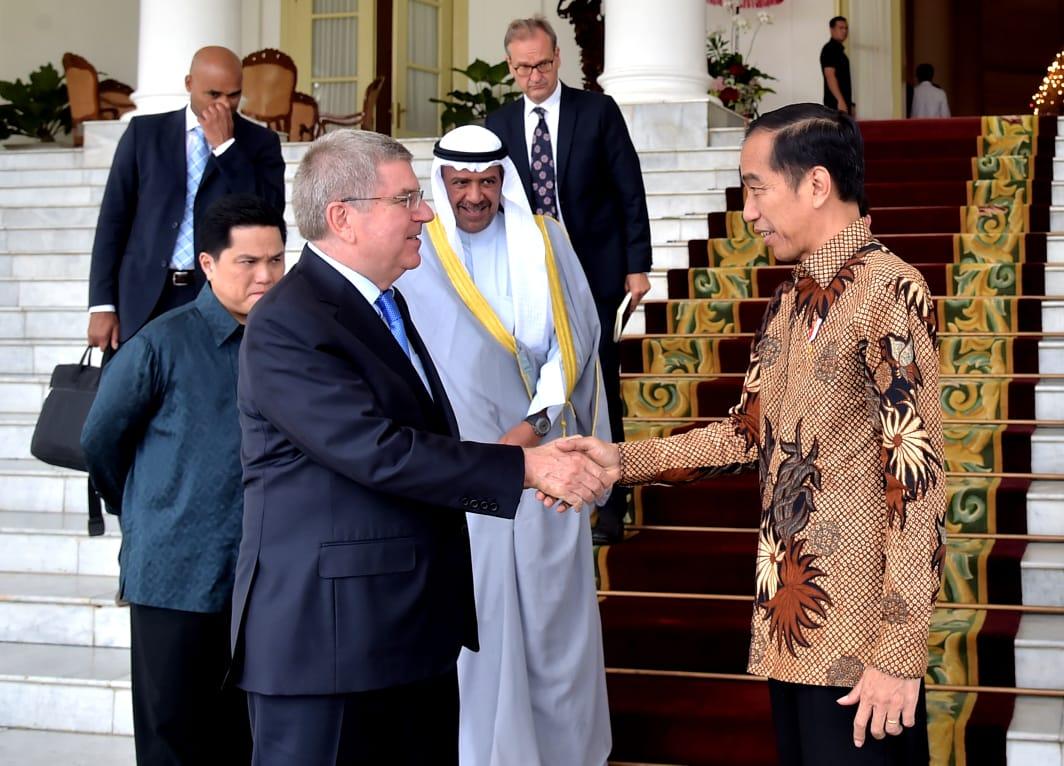 indonesia jadi calon tuan rumah Olimpiade 2032