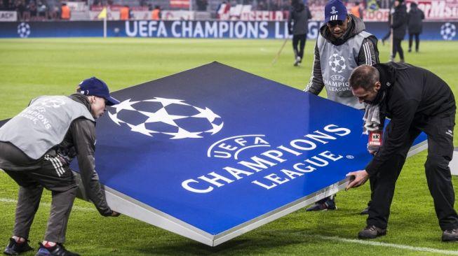 jadwal Liga Champions 2020-2021