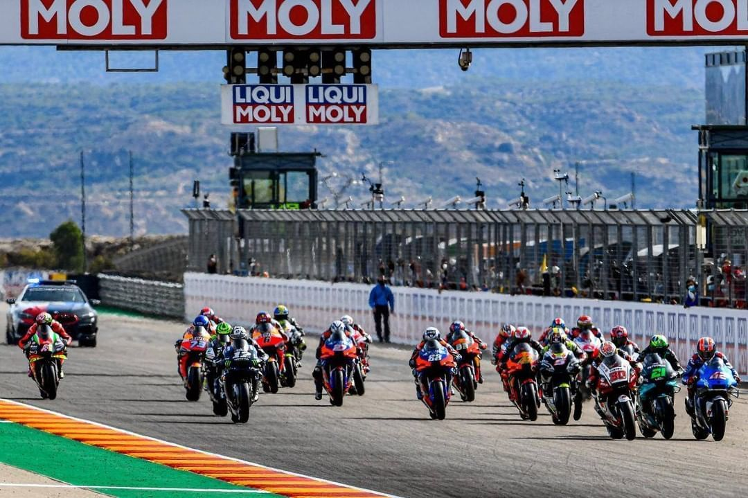 jadwal MotoGP Portugal 2020