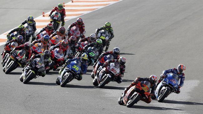 jadwal MotoGP Valencia 2020