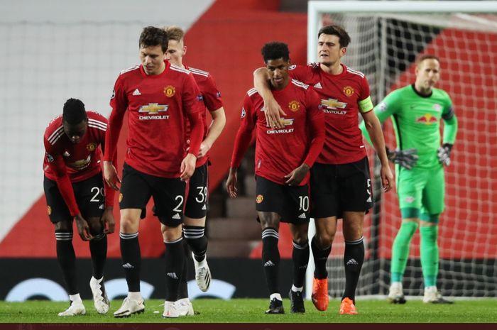 laga Manchester United vs Arsenal