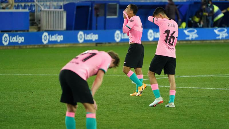 barcelona vs Deportivo Alaves