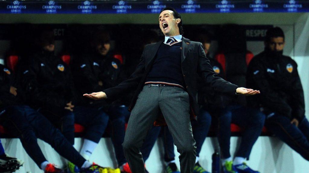 pelatih Arsenal