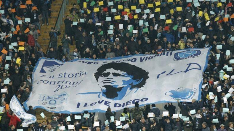 pemakaman Diego Maradona