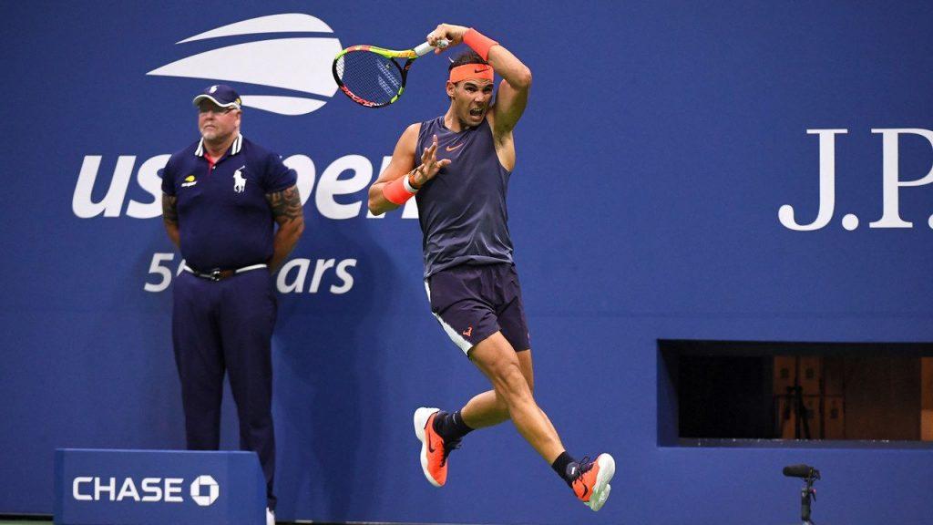 rafael nadal di ATP Finals 2020