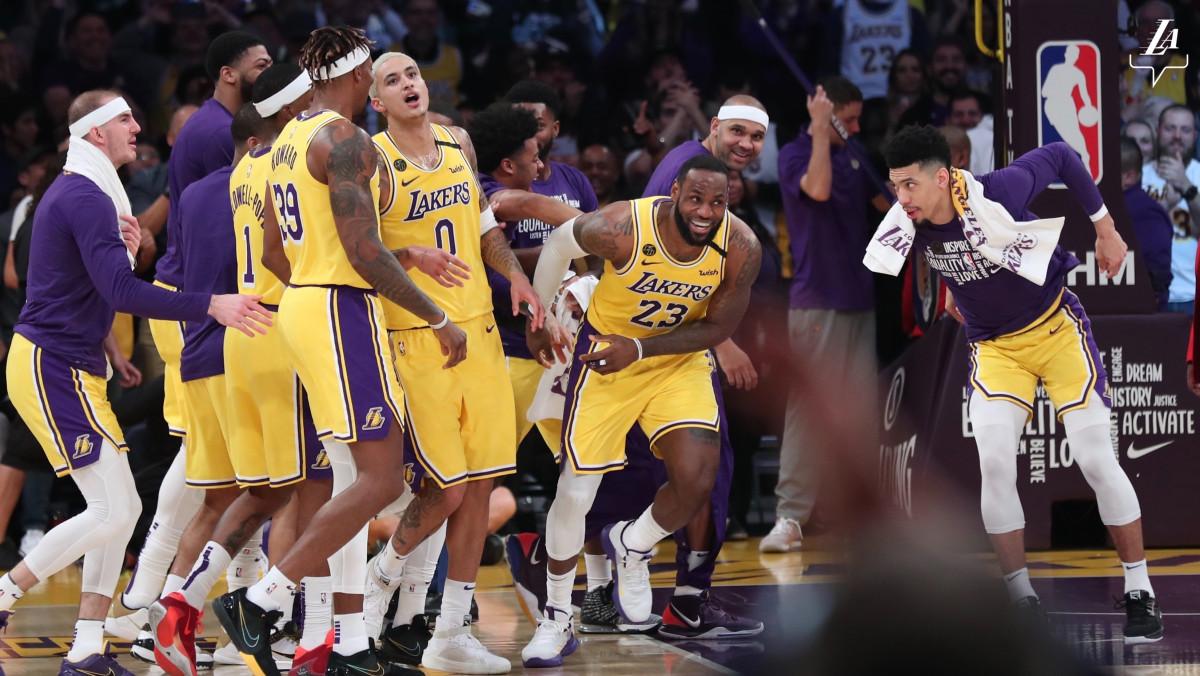 tim LA Lakers