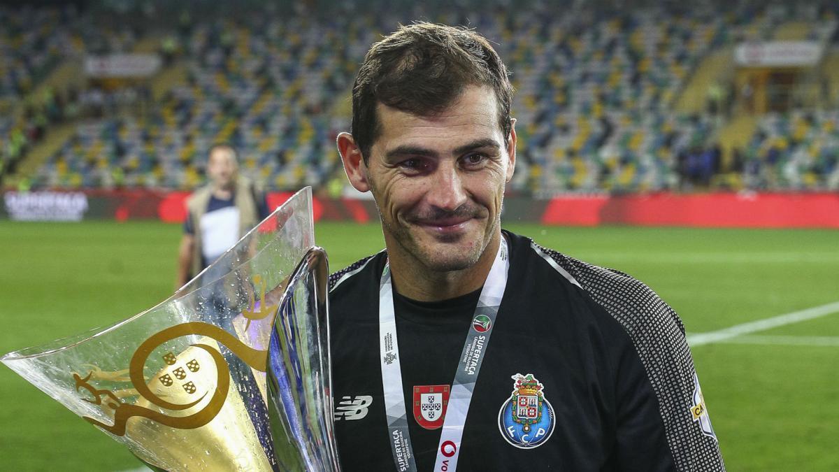 Iker Casillas pensiun