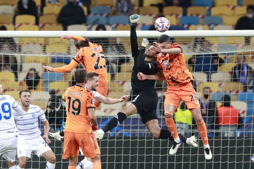Juventus vs Dynamo Kiev