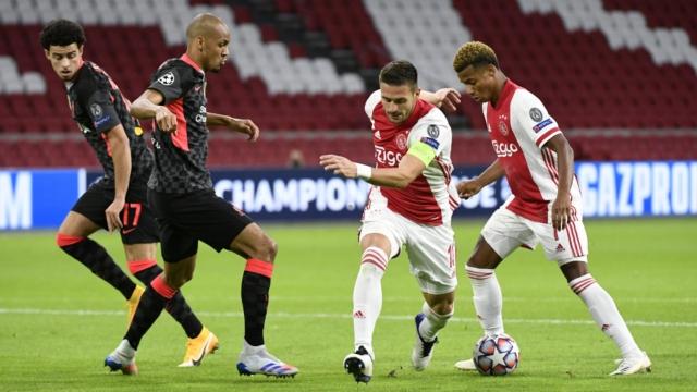 Liverpool vs Ajax Amsterdam