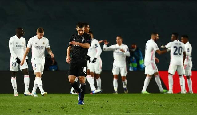 Madrid kalahkan Monchengladbach