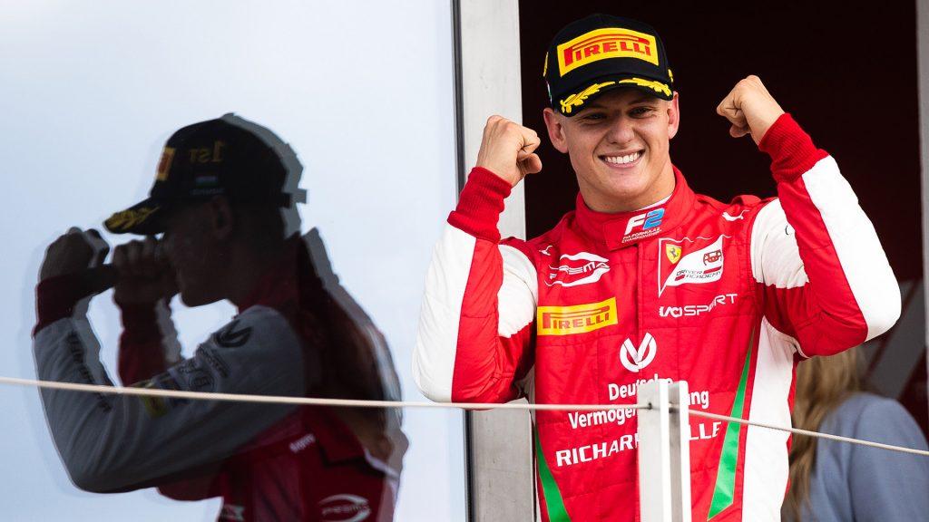 Mick Schumacher tampil di F1