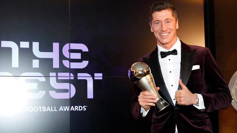 Robert Lewandowski, Pemain Terbaik FIFA 2020