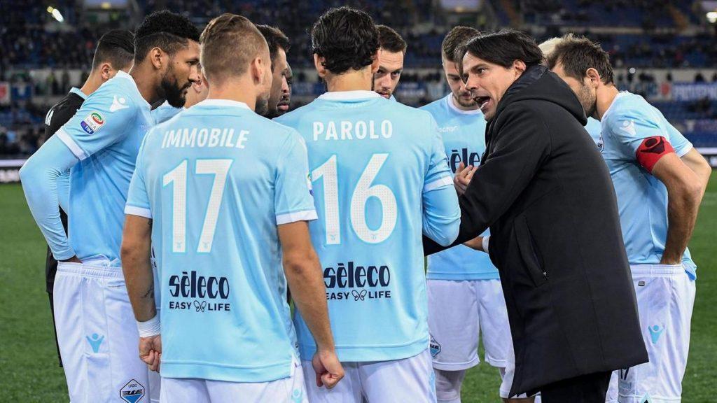 Simone Inzaghi dan tim Lazio