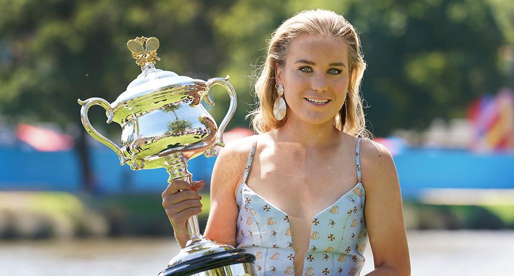 Pemain Terbaik WTA 2020