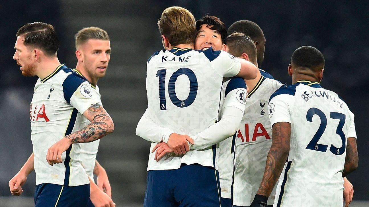 Tottenham Hotspur kalahkan Arsenal