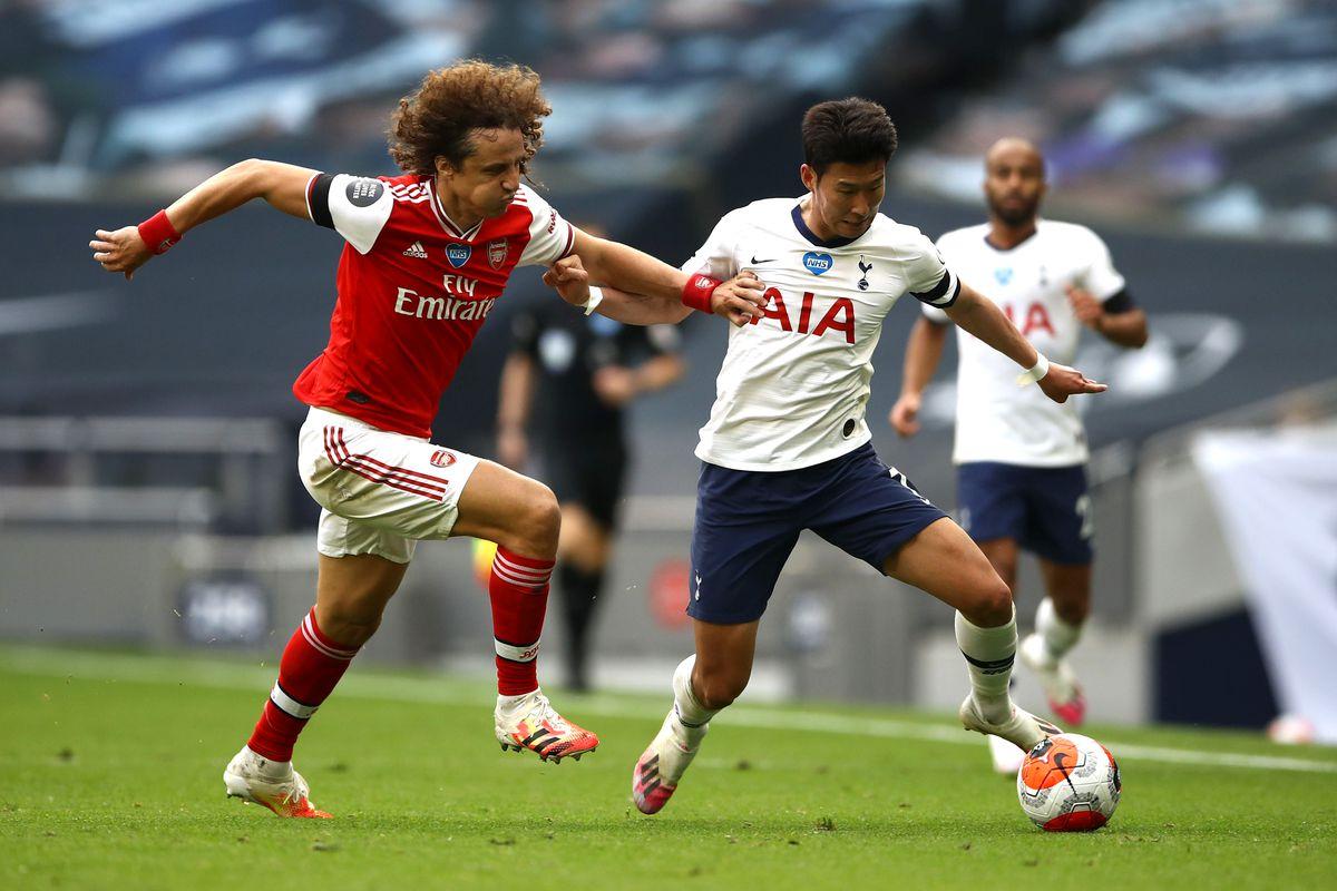 laga Tottenham Hotspur vs Arsenal
