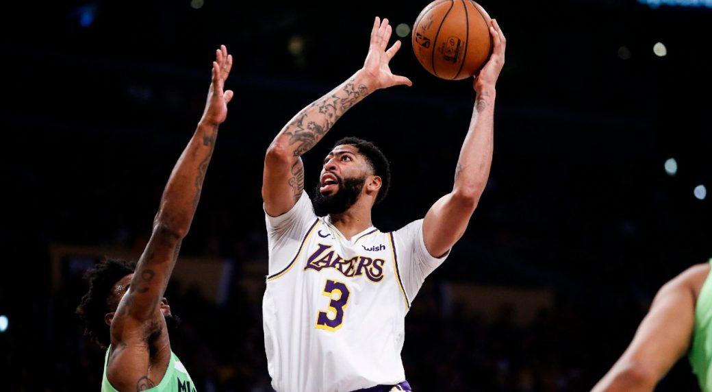 pemain LA Lakers