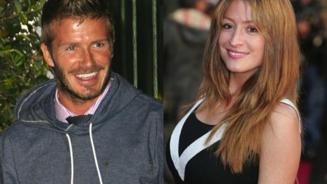 David Beckham dan Rebecca
